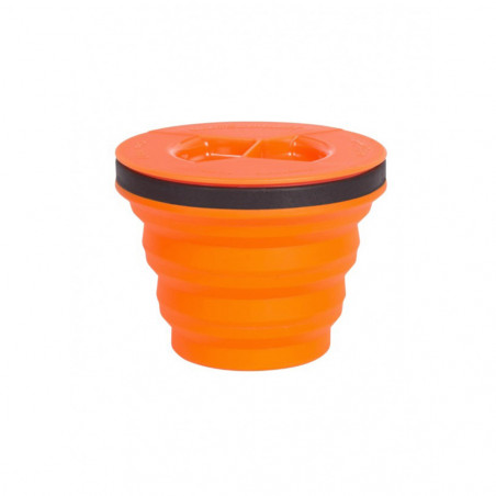 Vaso Sea ToSummit X-SEAL & GO SMALL 215 ml - naranja