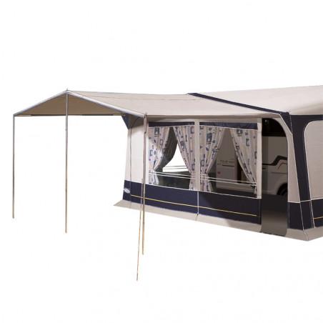Doble avancé caravana Leinwand DUERO - fondo 230 cm
