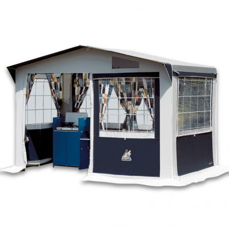 Tienda cocina pvc Ticamo SITGES 300 x 180 con tapas