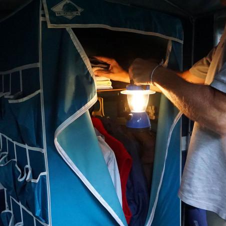 Lámpara de camping HOSA CAMP NIGHT - azul