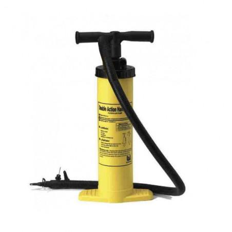 Hinchador Hosa de BOMBA DOBLE ACCIÓN - amarillo