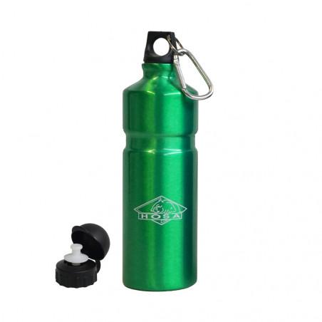 Botella cantimplora HOSA ALUMINIO 0,75L - verde