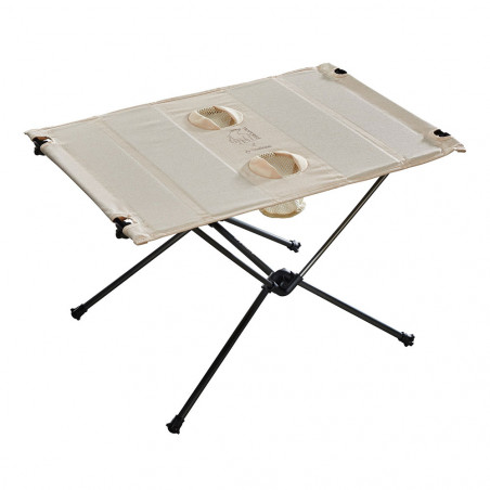 Mesa plegable Nordisk x Helinox TABLE – beige