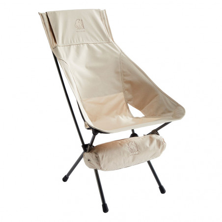 Silla plegable Nordisk x Helinox LOUNGE CHAIR – beige