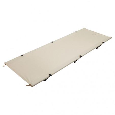 Cama plegable Nordisk x Helinox BED – beige