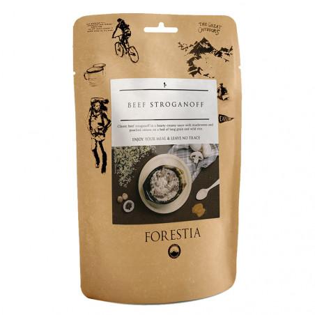 Pouch 350 g Forestia - Ternera Strogonoff