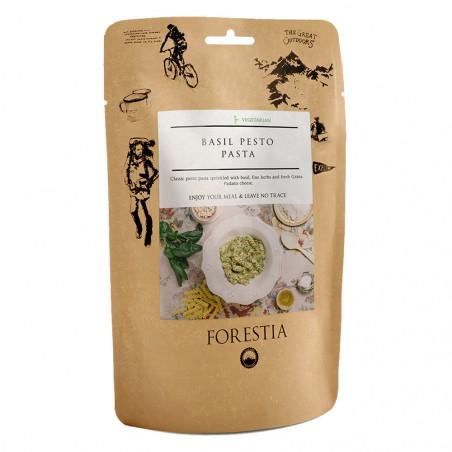 Pouch 350 g Forestia - Pasta al pesto de albahaca
