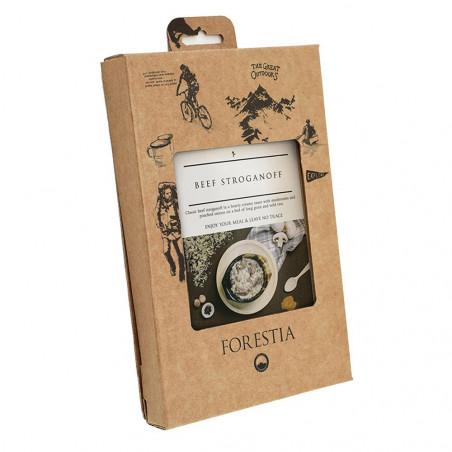 Ración autocalentable 350 g Forestia - Ternera Strogonoff