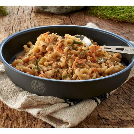 Comida liofilizada Trek'n Eat 160 g - Ragout de soja con setas y pasta