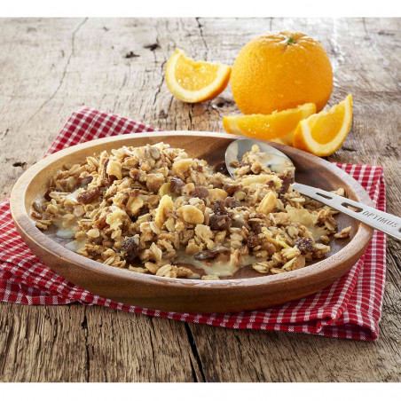 Desayuno liofilizado Trek'n Eat 200 g - Peronin naranja con muesli