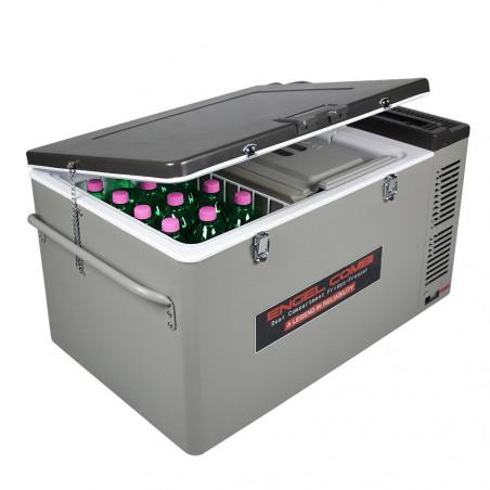 Nevera-congelador con compresor Engel MD60 COMBI - 57 Litros