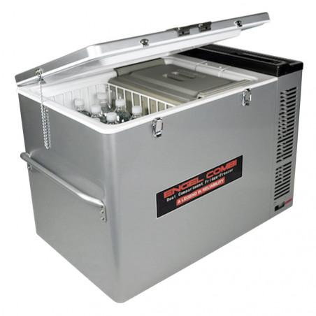 Nevera-congelador con compresor Engel MD80 COMBI - 80 Litros