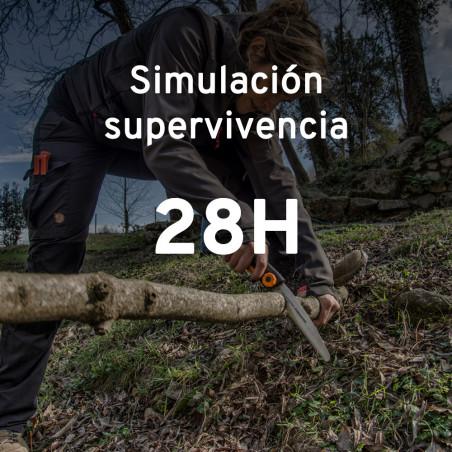 Simulación de Supervivencia PAYD 28H