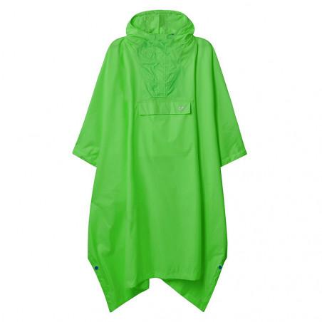Poncho impermeable de lluvia Mac in a sac PVC PONCHO - verde