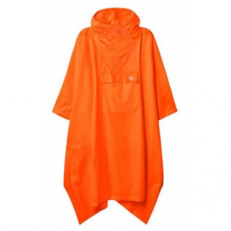 Poncho impermeable de lluvia Mac in a sac PVC PONCHO - naranja