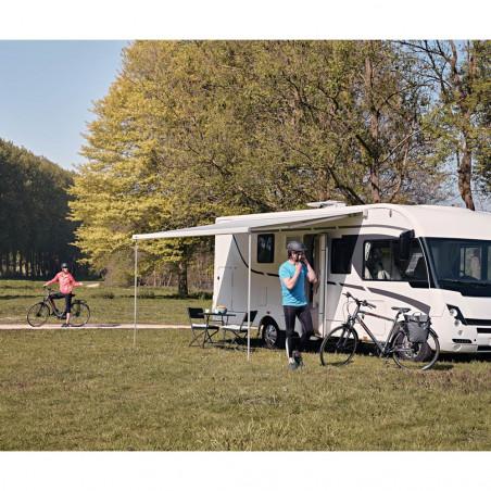 Toldo para caravana Thule OMNISTOR 4900 - antracita + adaptador VW T5 / T6