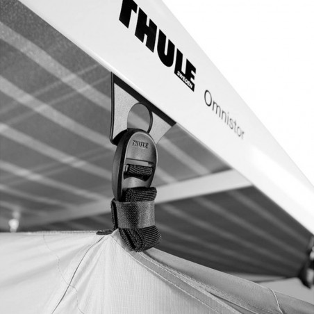Cerramiento para toldo Thule QUICKFIT - Altura montaje Medium 2,25 / 2,44 m