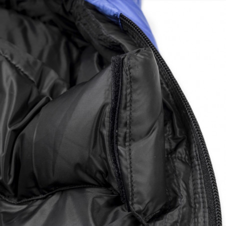 Saco de dormir Aura BAZA+ -13º XL BLACK - azul