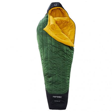 Saco de dormir Nordisk GORMSSON -10º L – verde
