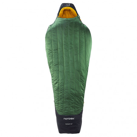 Saco de dormir Nordisk GORMSSON -20º M – verde