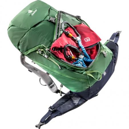 Mochila de trekking para mujer Deuter TRAIL 28 SL - leaf navy