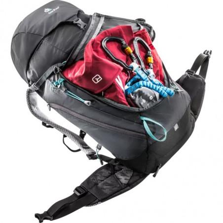 Mochila de trekking para mujer Deuter TRAIL 28 SL - negra