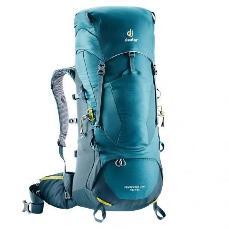 Mochila de trekking Deuter AIRCONTACT LITE 40 + 10 - denim-artic