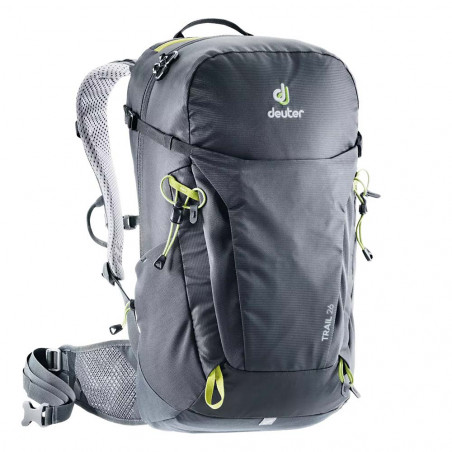 Deuter Trail 26 black - Mochila de trekking