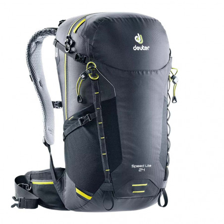 Mochila de trekking Deuter SPEED LITE 24 - black
