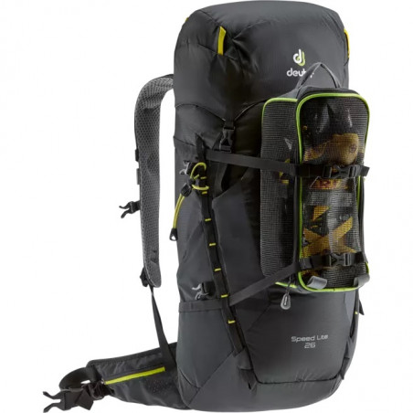 Mochila de trekking Deuter SPEED LITE 26 - black