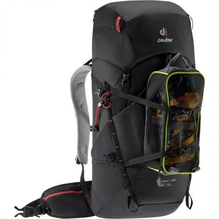 Mochila de trekking para mujer Deuter SPEED LITE 30 SL - black