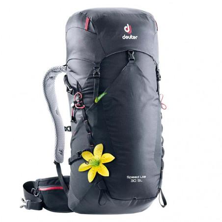 Deuter Speed Lite 30 SL black - Mochila de trekking mujer