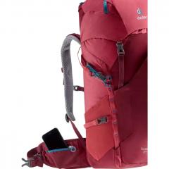 Deuter Speed Lite 24 SL maron cardinal Mochila de trekking mujer