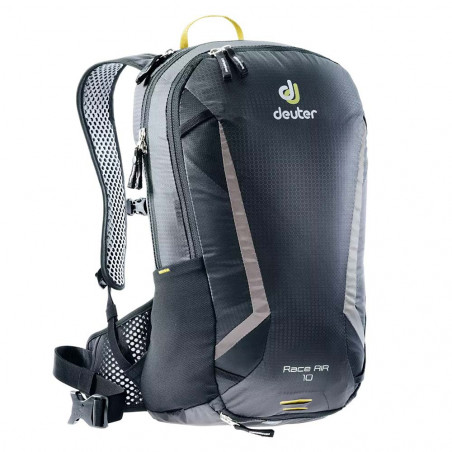 Deuter Race Air 10 black - Mochila de ciclismo