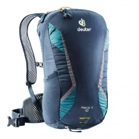 Deuter Race X 12 navy denim - Mochila de ciclismo