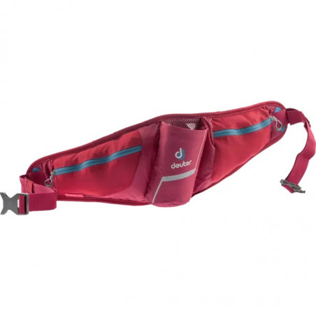 Riñonera Deuter portabotellas PULSE 2 - cranberry