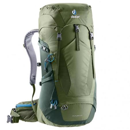 Deuter Futura 30 khaki ivy - Mochila de trekking