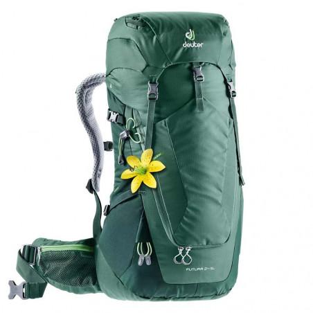 Deuter Futura 24 SL seagreen forest - Mochila de trekking mujer