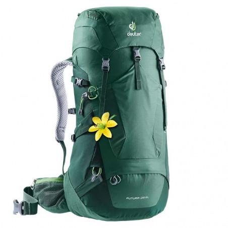 Deuter Futura28 SL seagreen forest - Mochila de trekking mujer