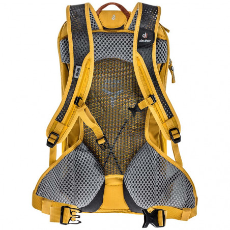 Mochila de ciclismo Deuter RACE AIR 10 - curry ivy