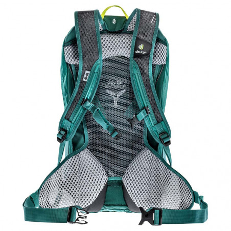Mochila de ciclismo Deuter RACE EXP AIR 14 + 3 - seagreen graphite