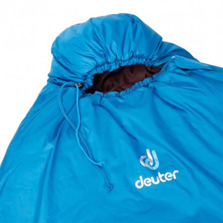 Saco de dormir para mujer Deuter ORBIT 0º SL – bay aubergine