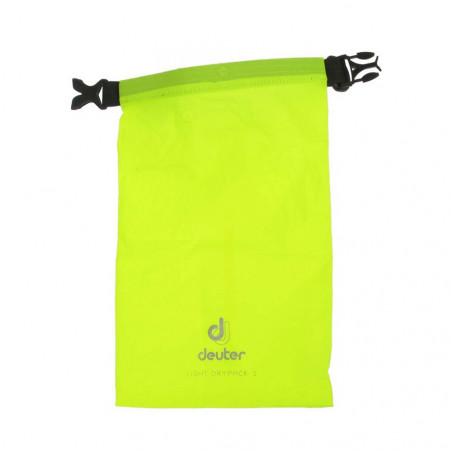 Bolsa estanca Deuter LIGHT DRYPACK 1 - neon