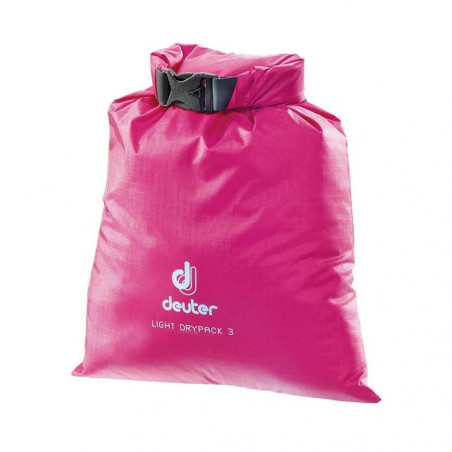 Bolsa estanca Deuter LIGHT DRYPACK 3 - magenta