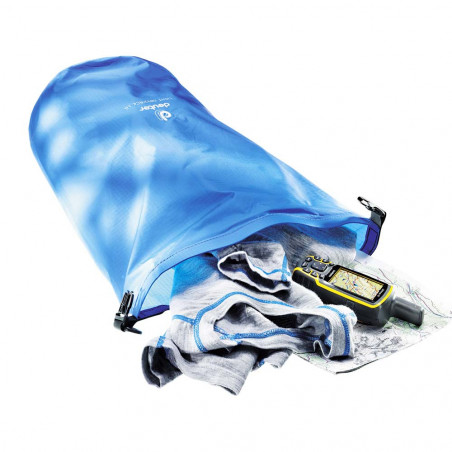 Bolsa estanca Deuter LIGHT DRYPACK 15L - coolblue