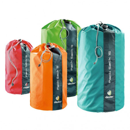 Bolsa estanca Deuter PACK SACK 9 - kiwi
