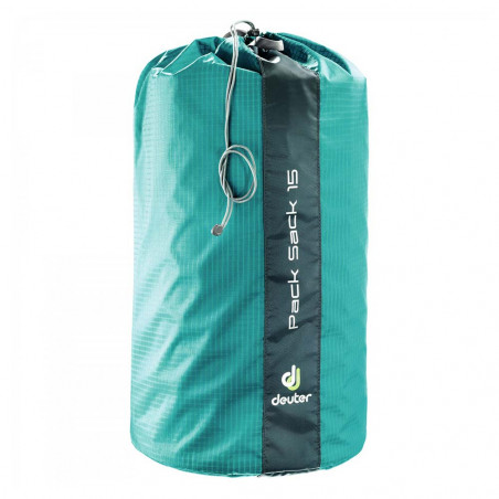 Bolsa estanca Deuter PACK SACK 15 - petrol