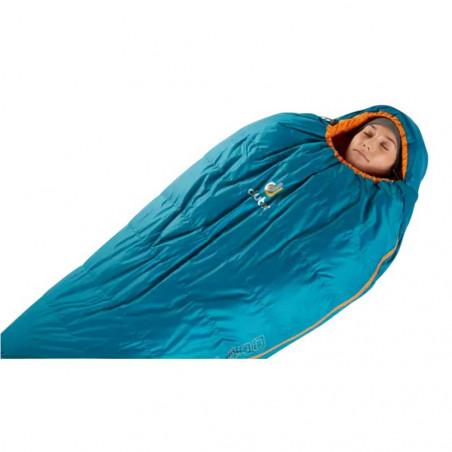Saco de dormir para mujer Deuter ASTRO PRO 400 -4º SL – petrol