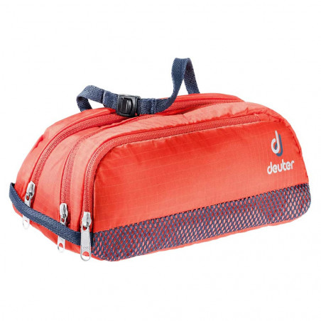 Neceser de viaje Deuter WASH BAG TOUR II - papaya navy