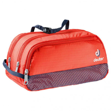 Neceser de viaje Deuter WASH BAG TOUR III - papaya navy
